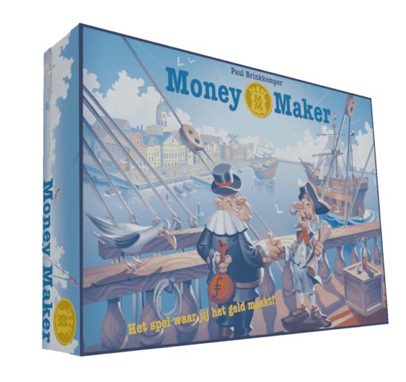 Money Maker är ute!